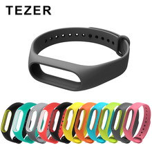 2018 super discount mi band 2 Wrist Strap Belt Silicone Colorful Wristband for Mi 2 Smart Bracelet for Xiaomi Band 2 Accessories(China)