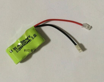 15PACK/LOT MasterFire 3.6V 1/2AAA 500mAh NI-MH Battery Rechargeable NiMH Battery Pack Phone Batteries