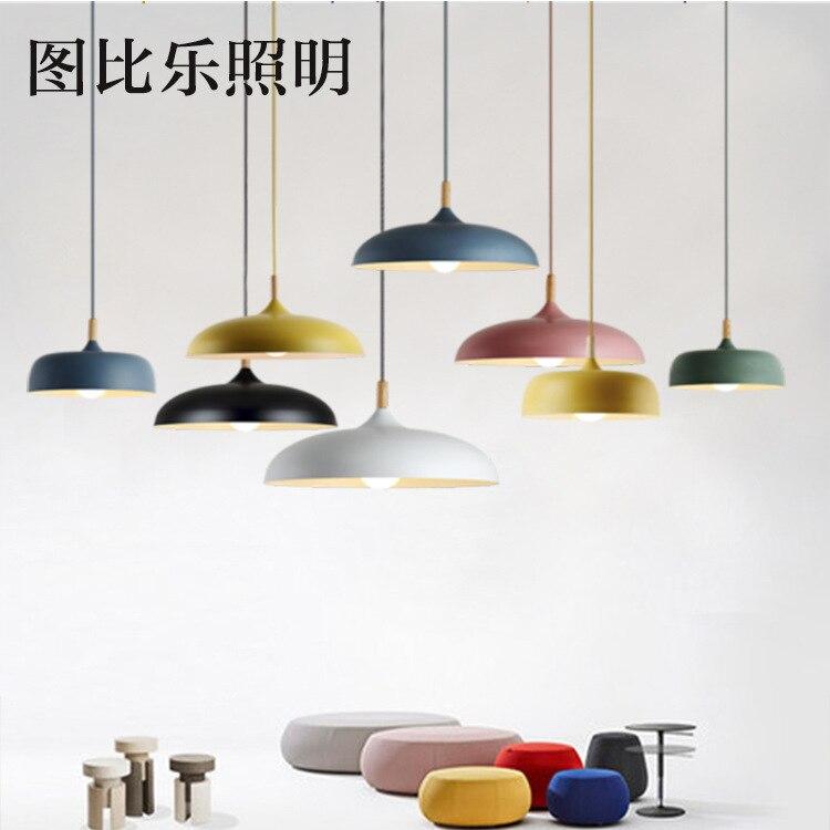 Modern Nordic AMBIT Denmark Pendant Lights Aluminum Pendant Lamps Led Ceiling Fixture Restaurant Kitchen Light Pendant Colgantes