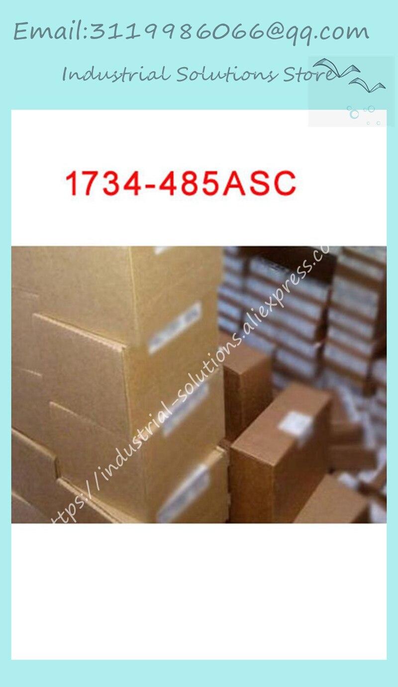 NUOVO 1734-485ASC industriale di controllo PLC moduloNUOVO 1734-485ASC industriale di controllo PLC modulo