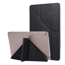 Tablet magnetic Leather Slim Folding Stand Case Cover For ipad Mini 5 2019 Mini