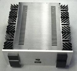 KSA-250 KRELL wygląd CNC pełny wzmacniacz aluminiowy podwozie/skrzynka DIY