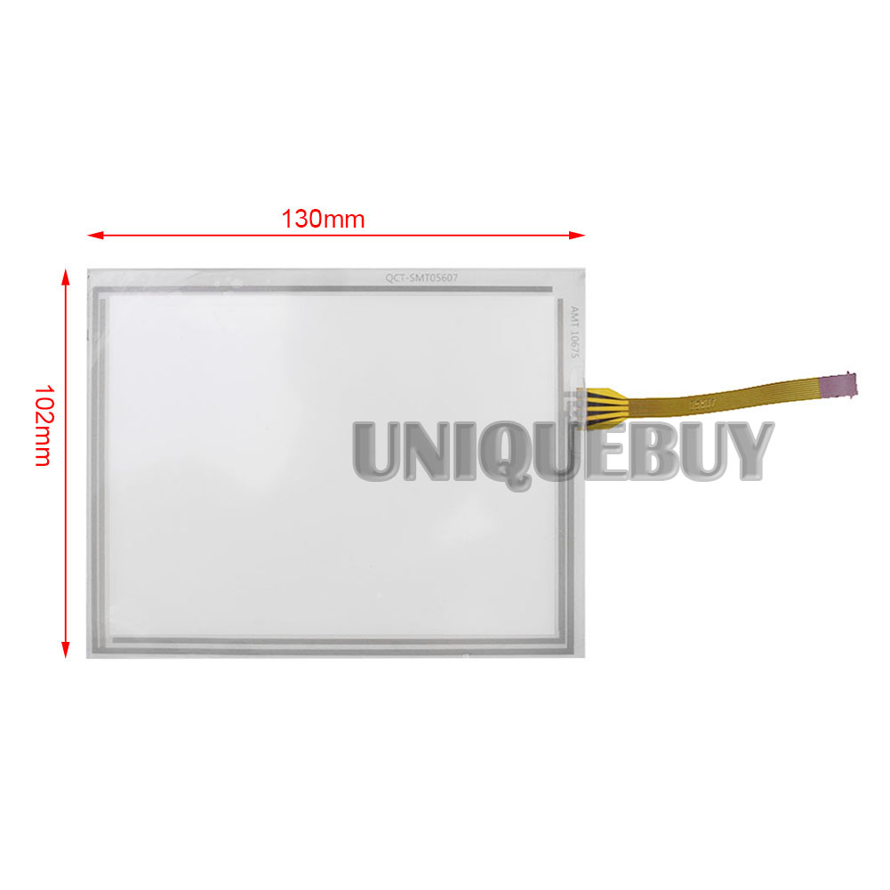For Applicable 5.7 inch 130*102MM PN-31781 Resistance Industrial Touch Screen