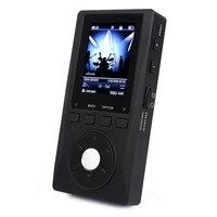 XDUOO X10 Lossless музыка MP3 плееры 2,0 ''hd экран ЧПУ алюминий поддержка 2 шт. Micro SD карты до 256 г 192 кГц/24Bit AIFF APE FLAC