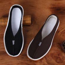 Sneakers Buddhist-Lay Kung-Fu-Shoes Shaolin Wushu Martial-Arts Zen Meditation Monks Handmade