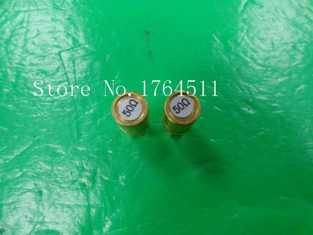 [BELLA] 50 Ohm Load Terminal SMC RF SMC 50 Ohm Load DC-26.5GHZ  --2PCS/LOT