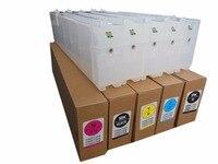 einkshop 1Set Empty Refillable Ink Cartridge For Epson SureColor T3200 T5200 T7200 T3270 T5270 T7270 T3270D T5270DT6941 T6945