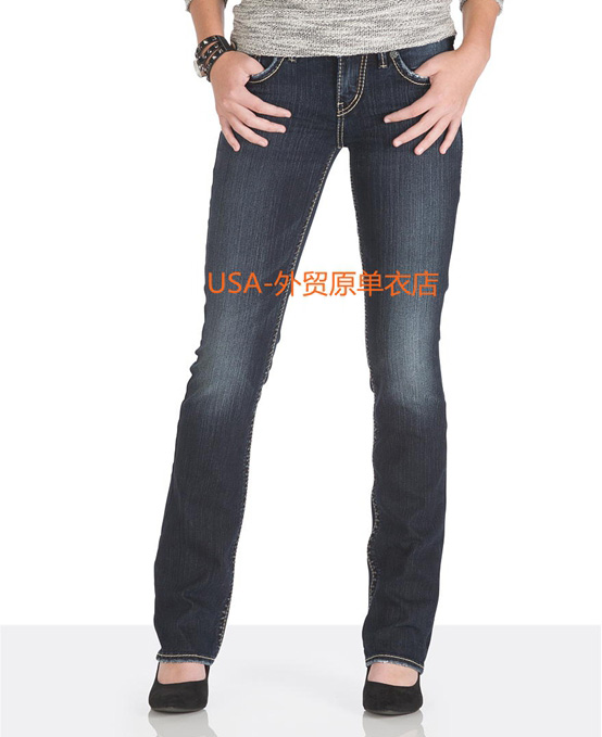 Popular Silver Jeans Women-Buy Cheap Silver Jeans Women lots from ...