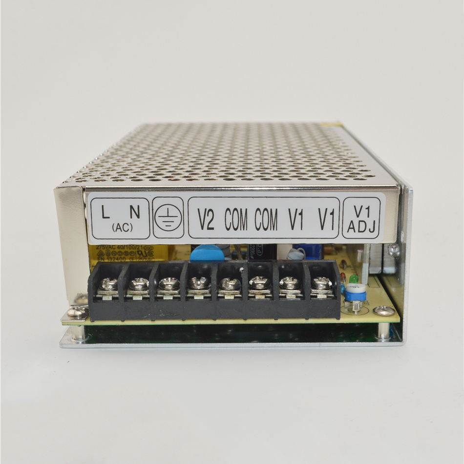 ac to dc 120W 5V 12A 12V 5A D-120A Customized quaIity duaI Output converter Ied driver source switching power suppIy voIt мультиметр uyigao ac dc ua18