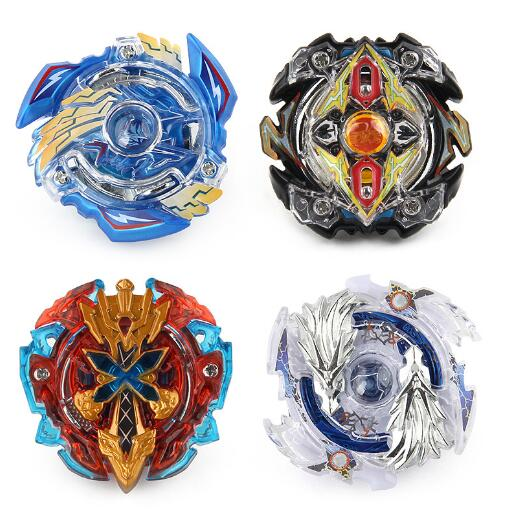 4 unids / set Beyblade Arena Spinning Top Metal Fight Bayblade - Juguetes clásicos - foto 2