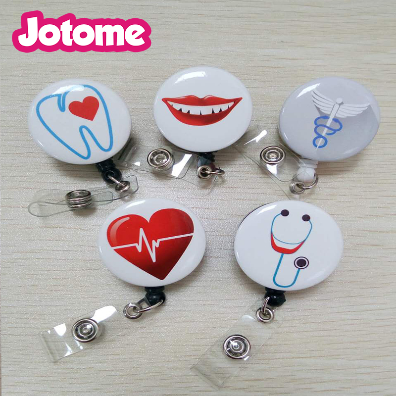 Tooth Badge Holder