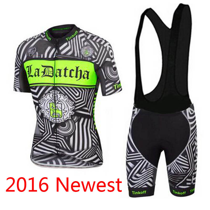 New Arrivel! Fluo Green Tinkoff 2016 Motocross Bicycle Jersey/Summer Roupas de Ciclismo Breathable Outdoor Cycling Bike Clothing