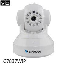 Vstarcam C7837WIP Бесплатная Доставка P2P HD 720 P Беспроводной WI-FI Ip-камера Ночного Видения двусторонней Голосовой Сети Крытый CCTV Onvif