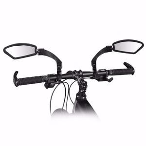 Image 5 - 자전거 미러 MTB 핸들 바 사이드 안전 후면보기 미러 도로 자전거 사이클링 유연한 후면보기 미러 도구 자전거 액세서리