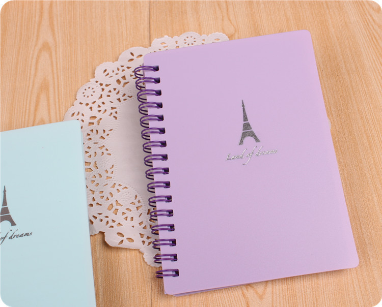 new creative design diary cute notebook journal paper notebooks