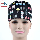 NEW surgical caps for women medical scrub cap