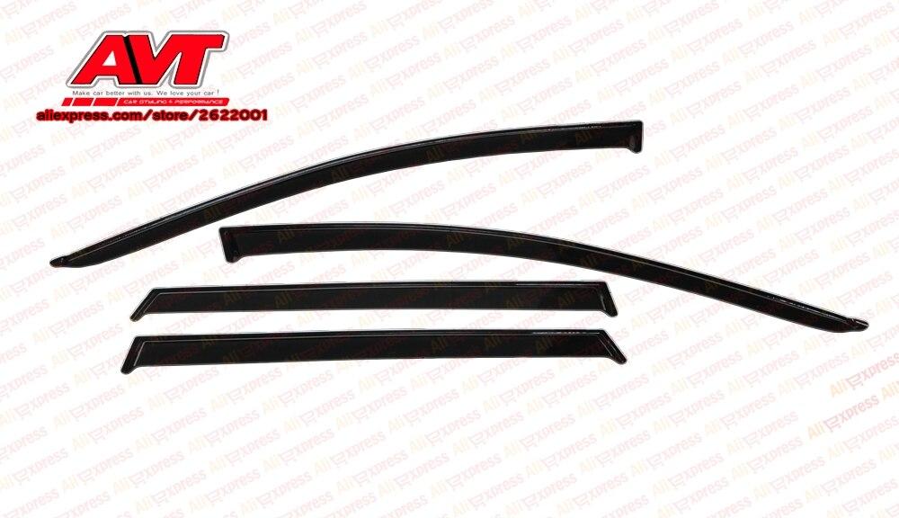 Deflectors case for Chevrolet Lacetti 2004 station wagon