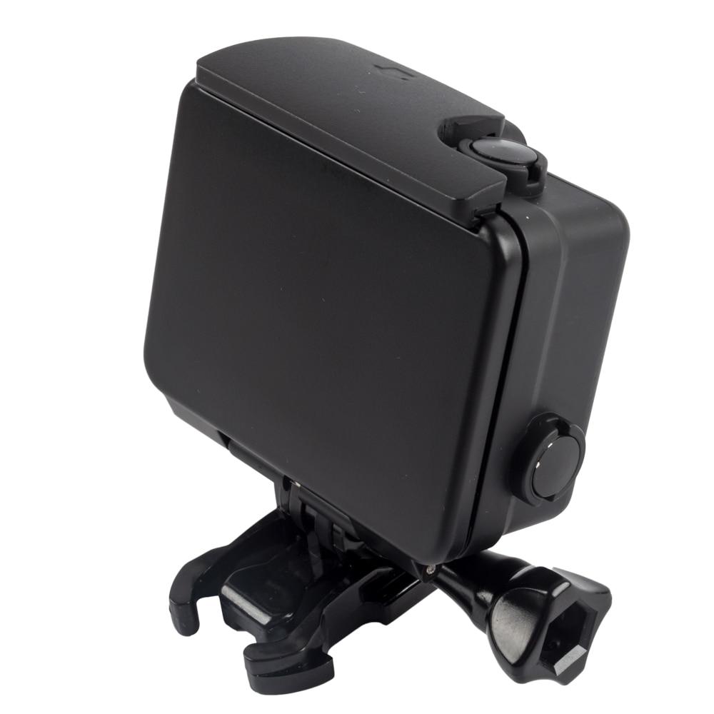 Gopro 영웅을위한 검은 수중 다이브 방수 하우징 케이스 프로 프로 액세서리에 대한 전문 보호대 커버 박스