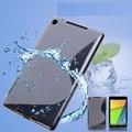 Nexus 7 2013 ТПУ case-для Новый Google Nexus 7 2013 FHD 2-й Tablet чехол силиконовый чехол принципиально (не для nexus 7 1st)