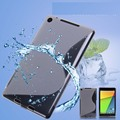 Nexus 7 2013 TPU case - for New Google Nexus 7 2013 FHD 2nd Tablet pouch silicon cover funda (Not for Nexus 7 1st )