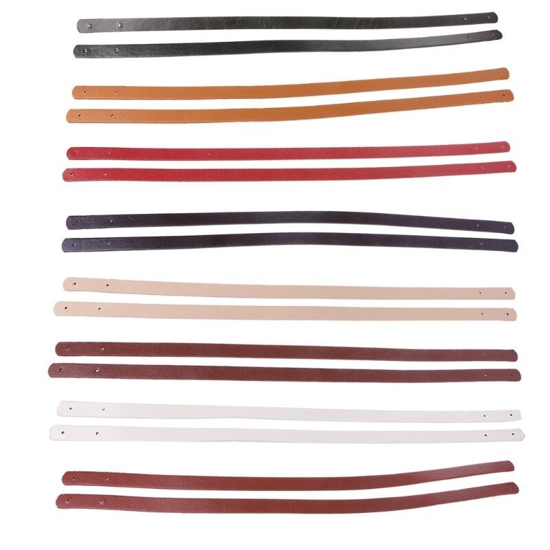 THINKTHENDO Durable Shoulder Bags Detachable Belt Handle DIY Replacement Handbag Strap New