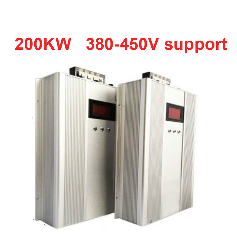 200kw support can save 15-35% power 3 phase 380V electricity power saver,industry energy saver Switching Power Supply adaptor