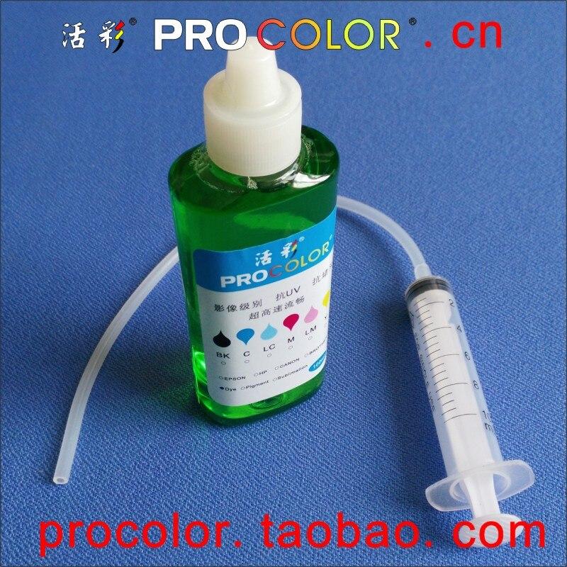 664 imprimante tête kit dye encre liquide de nettoyage liquide pour epson L364 L382 L386 L486 L362 L1455 L101 L111 L201 L211 Jet D'encre imprimante