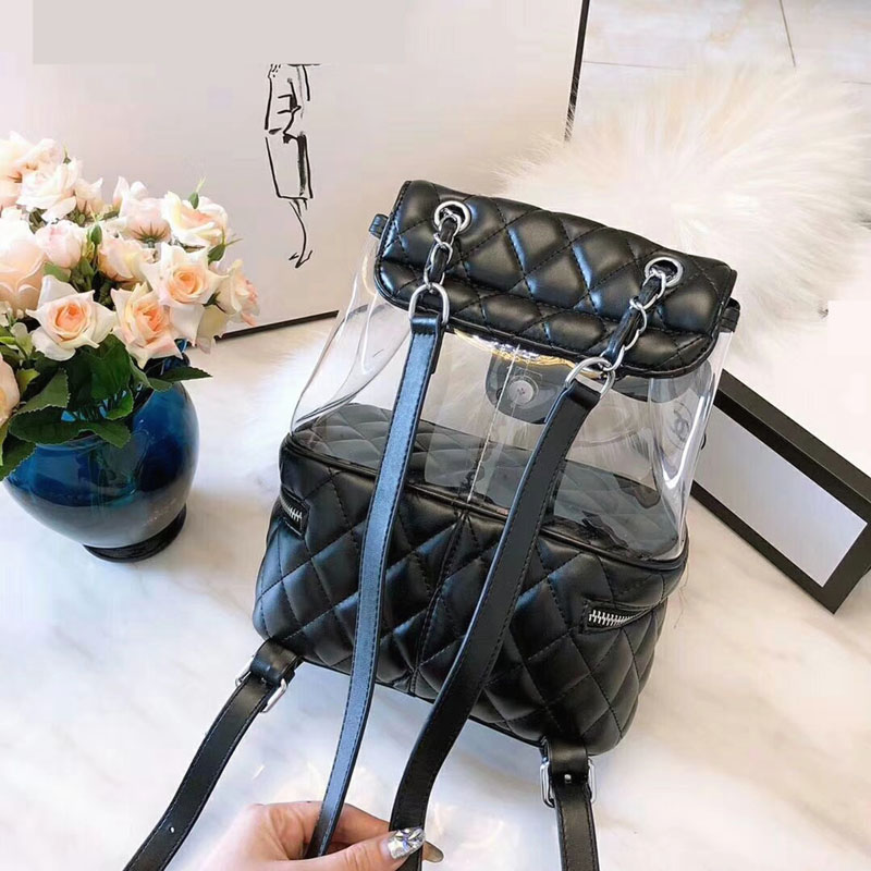 Women Luxury Designer Bags Handbags Cc Shoulder Channels 2018 Famous Brand Versatile Crossbody Solid F In From Luggage On