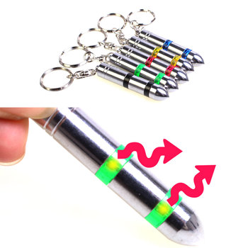 1Pcs High Voltage Anti-Static Keychain Car Static Body Static Eliminator Discharger 1