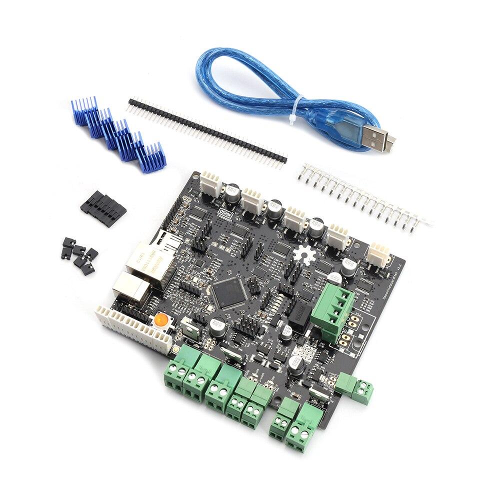 de controle 32 bit lpc1769 Cortex-M3 para cnc