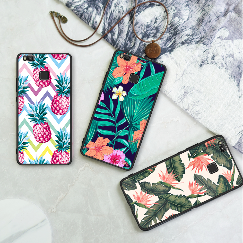 EKDME Phone Case For Huawei P20 Plus P10 P9 P8 Lite 2017 Mate 10 Lite Pro Nova 2i Y9 2018 Cover For Honor 9 8 Lite Fundas