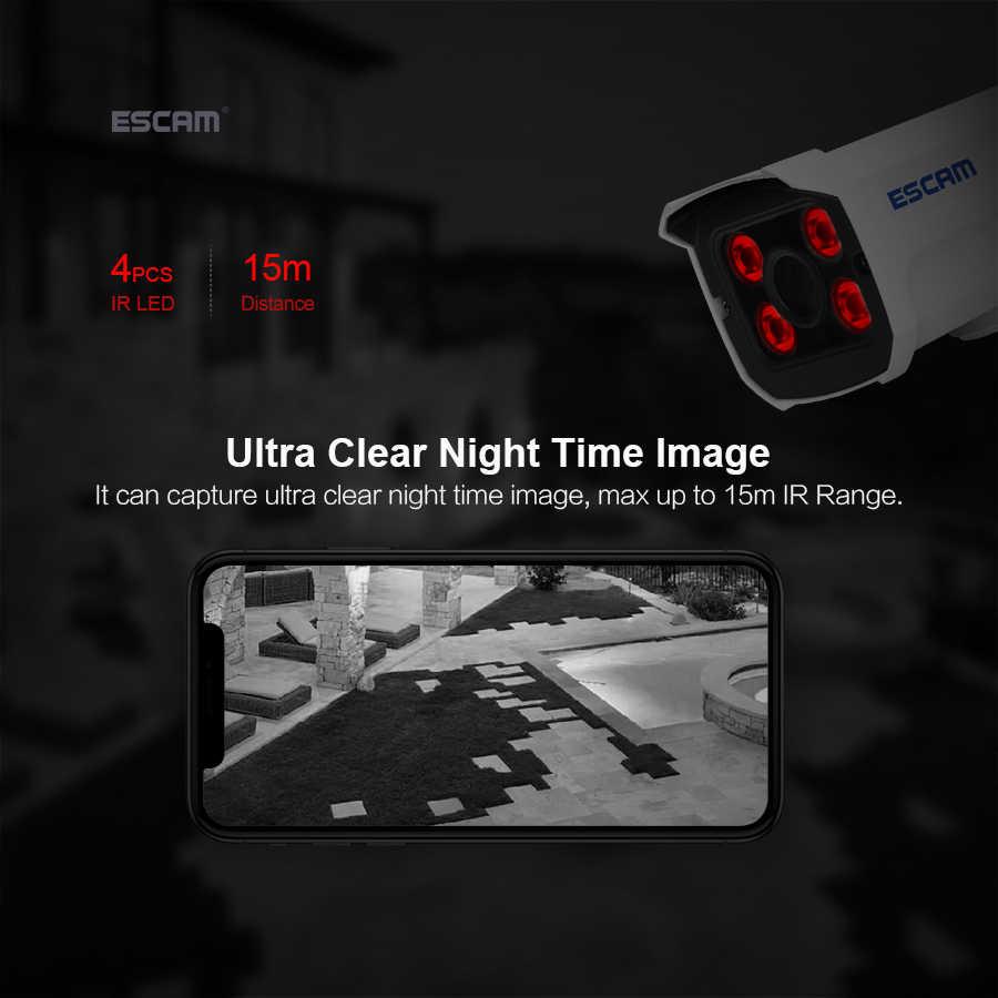 QD900WIFI IP камера 2MP 1080P сетевой Инфракрасный Пуля IP66 Onvif наружный водонепроницаемый беспроводной CCTV Камера