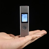 Handheld Electronic Laser Distance Meter Mini 40m Laser Rangefinder USB Charging Tape Diastimeter Metro Measure