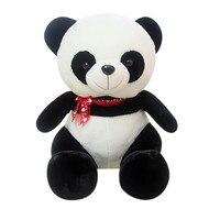 Hot New Stuffed Plush Doll Toy Animal Cute Panda Pillow Christmas Gift 45cm Hot Sale hild Baby Favor Dolls Boy Girls Finger L426