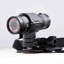 Mini F9 HD Bike Motorcycle Helmet Sport Action Camera Car Video DVR DV Camcorder