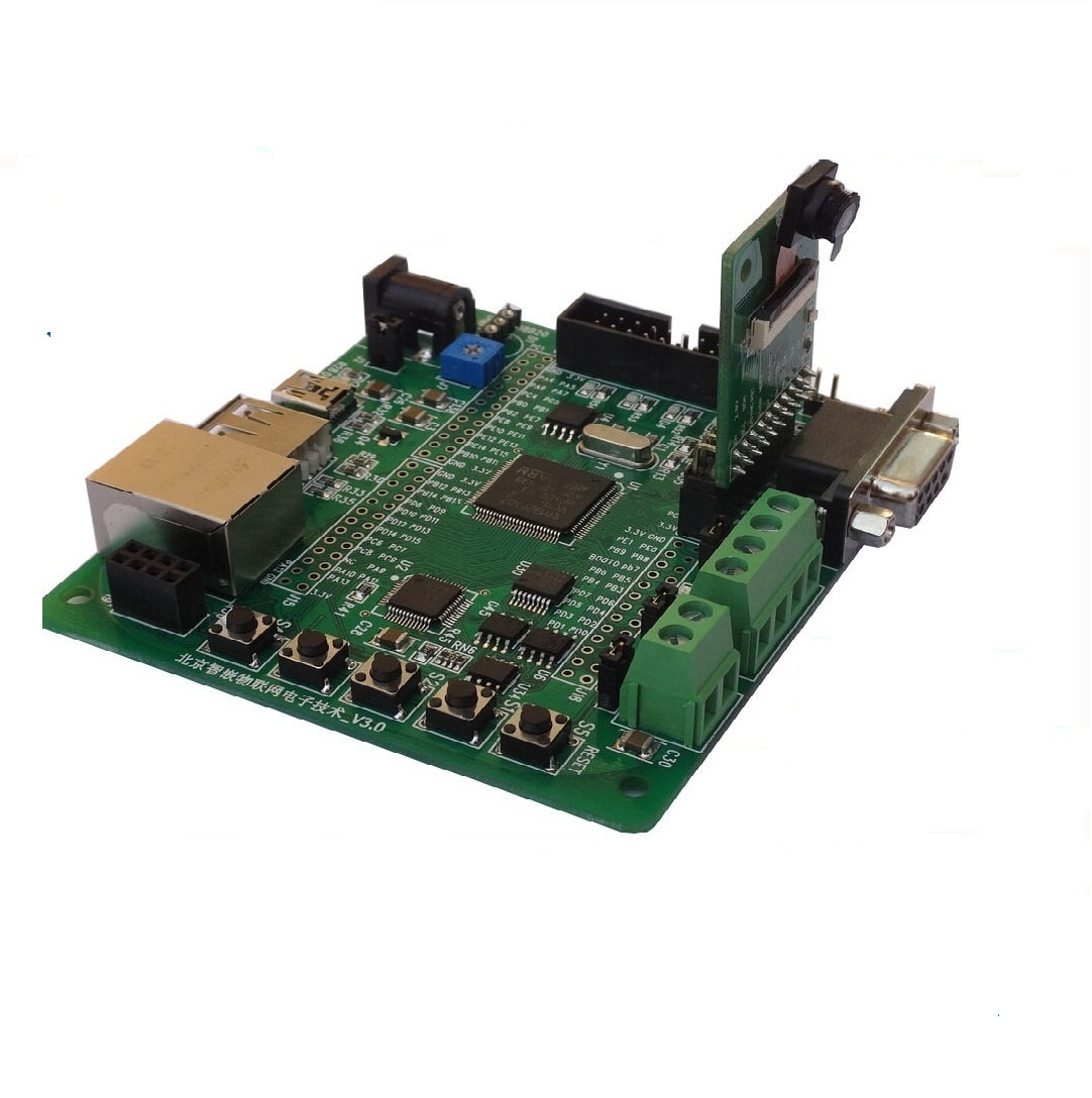 STM32F107VCT6 Development Board/Ethernet/RC522/2 CAN/1 485/Internet of ThingsSTM32F107VCT6 Development Board/Ethernet/RC522/2 CAN/1 485/Internet of Things