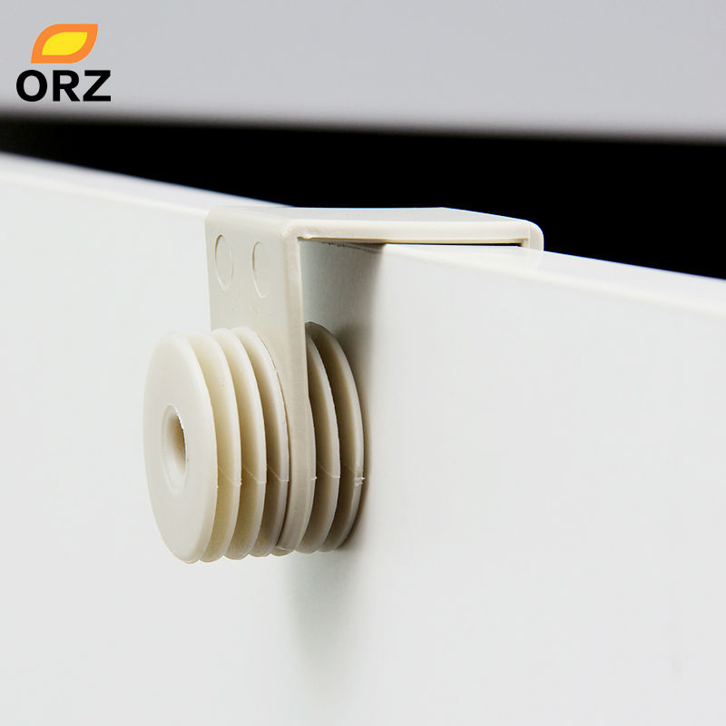 Orz 2pcs Kitchen Cupboard Hook Adjustable Cabinet Door Hanger With 6