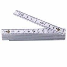 1m Folding Ruler Metric Measure Tool 3 Feet