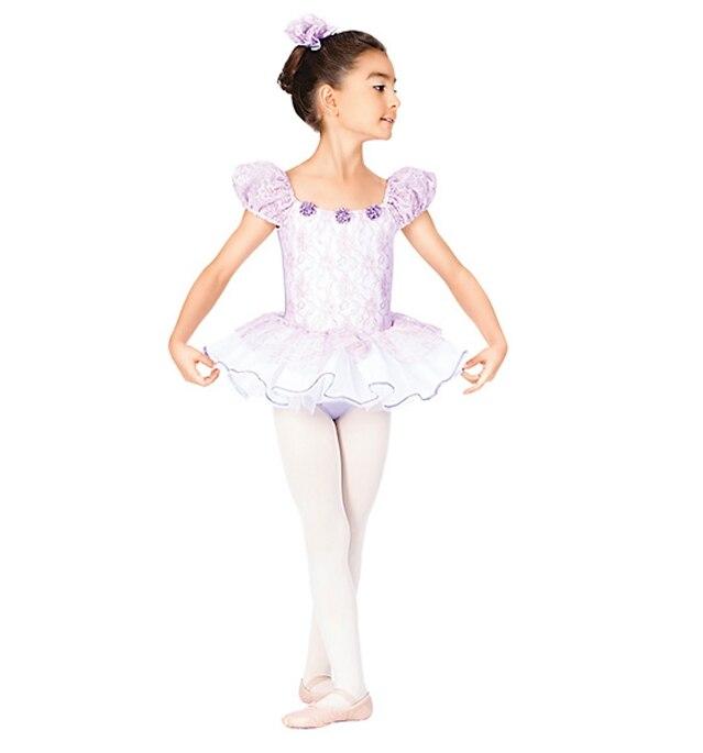 ộ_ộ ༽Nueva violeta princesa ballet dress party performance dancing ...