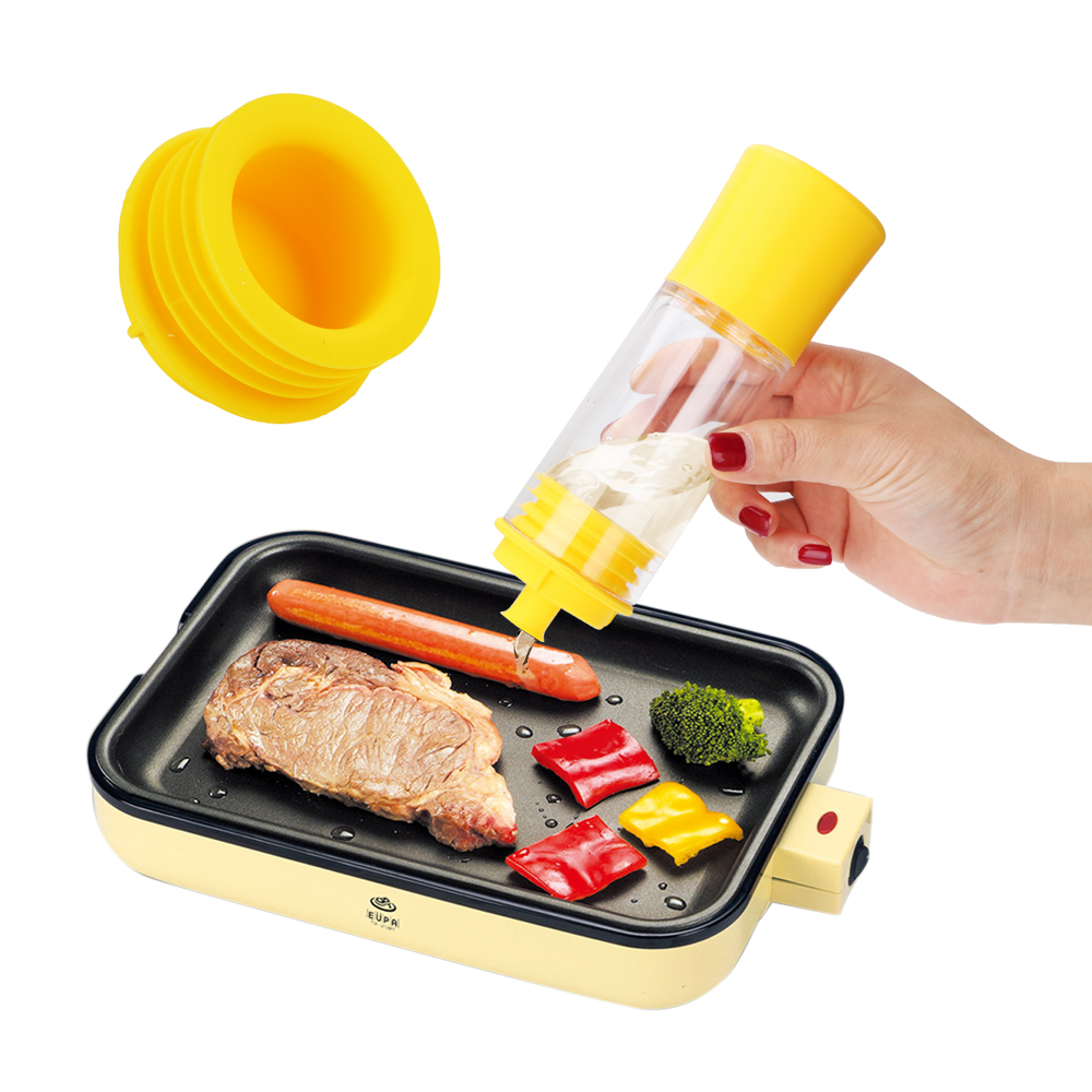 Sauce Food Grade Grill Pastry Basting Bakeware BBQ Brush Sweep Baking Silicone