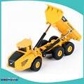Сплав инженерной автомобиль погрузки и разгрузки погрузки и разгрузки автомобиля игрушки модель подарок украшения