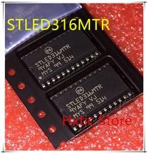 5pcs/lot STLED316SMTR STLED316MTR STLED316 SOP-24