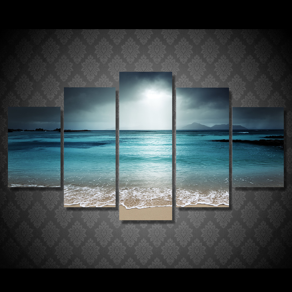7 Piece Picture Frame Set