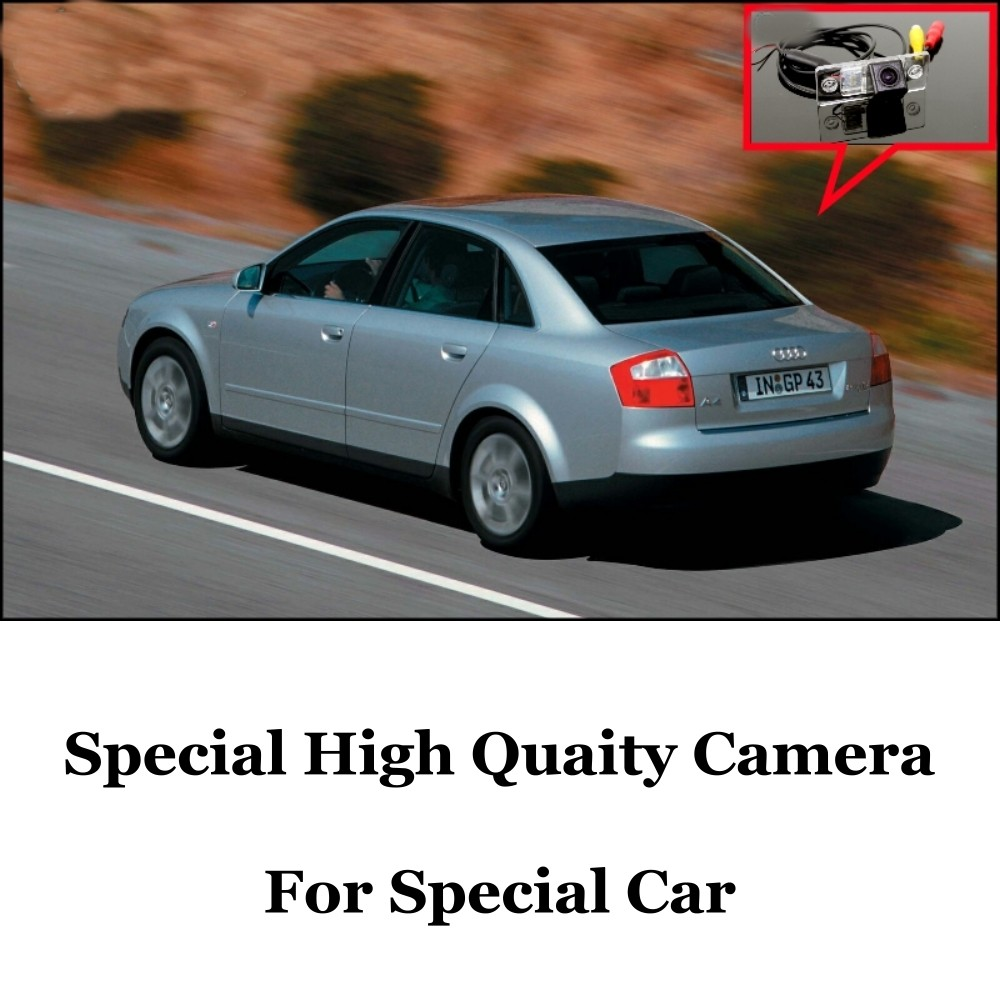 Car Camera For Audi A4 B5 8D 1994~2001 High Quality Rear View Back Up Camera For Friends Use  CCD + RCACar