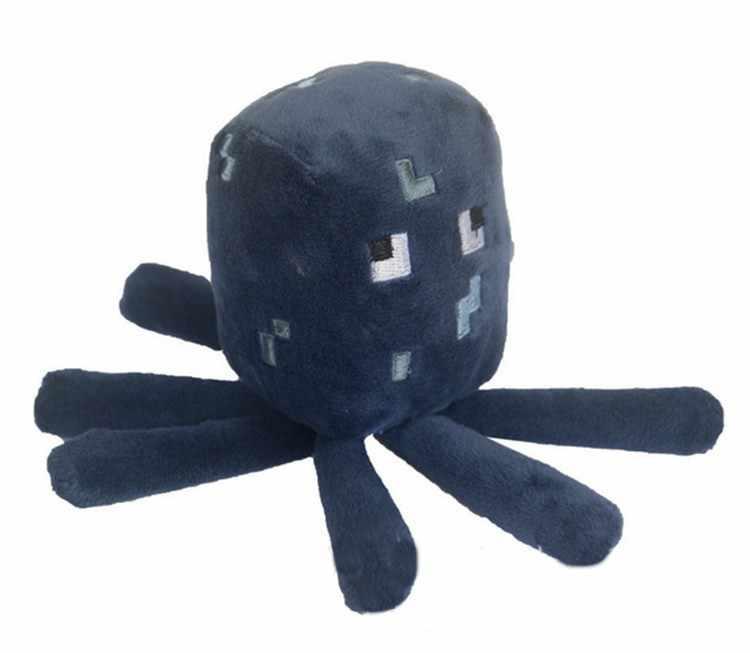 Vendita calda Giocattoli di Peluche lupo della mucca Bat spider Doll Brinquedos Farcito Peluche 20 CENTIMETRI di trasporto Del Bambino Dei Bambini del capretto del Regalo Di Natale