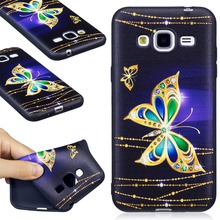 3D Relief Painting Case for fundas Samsung Galaxy J3 2016 (6) J320F Case for coque Galaxy J3 2015 J300 Case Cover J3 2016 J320F
