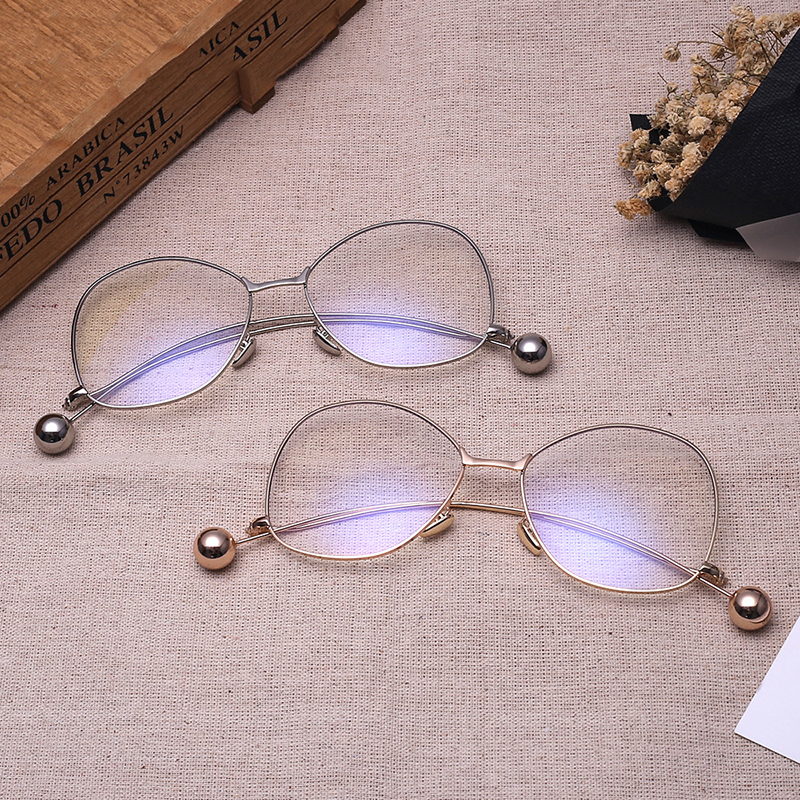 Brightzone 2017 Nové brýle na brýle Rámy pro muže Brýle z lehkých slitin Brýle Pánské brýle Brýle na brýle Rámy Proti modré světlo