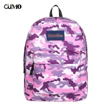 Ou Mo brand teenagers Boys/Girls Schoolbag laptop anti theft backpack feminina Women Bag man computer Backpack