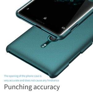 Image 4 - 소니 xperia xz3 xz2 컴팩트 케이스, 소니 xperia xz2 프리미엄을위한 초박형 미니멀리스트 슬림 보호 전화 케이스 백 커버