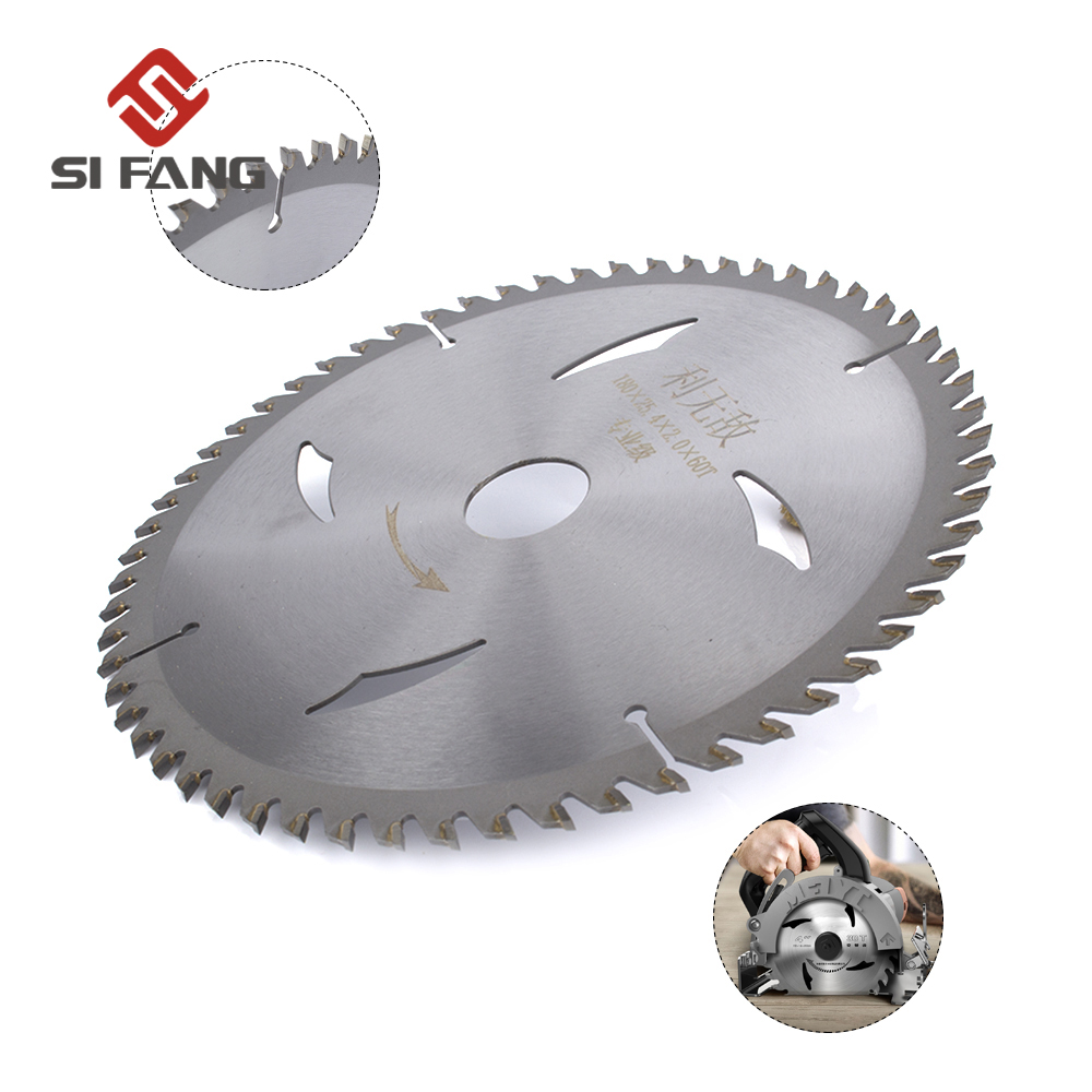180mm Carbide Wood Saw Blade 40T/60T/80T Universal Hard And Soft Multi-function Circular Saw Blade 300*30*3mm